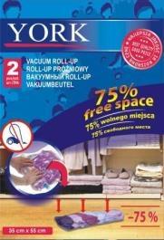 Vakuuma maisiņš ROLL-UP 35x55cm 2gab 5903355058809